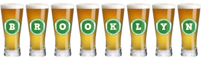 Brooklyn lager logo