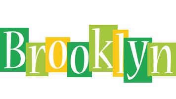 Brooklyn lemonade logo