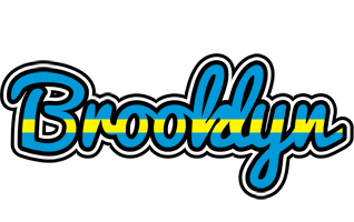 Brooklyn sweden logo