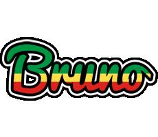 Bruno african logo