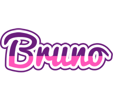 Bruno cheerful logo