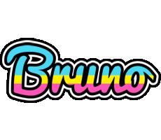 Bruno circus logo