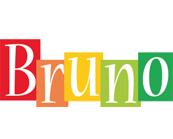 Bruno colors logo