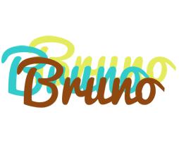 Bruno cupcake logo