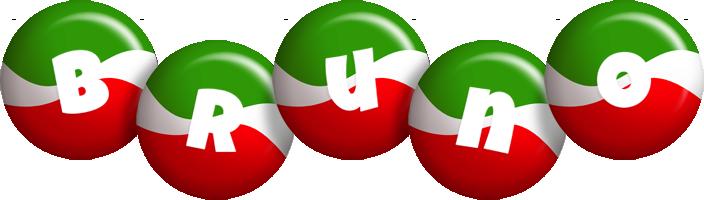 Bruno italy logo
