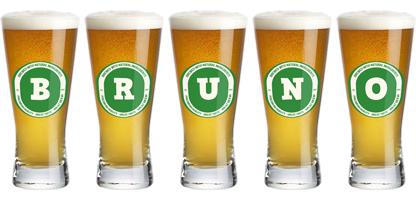 Bruno lager logo