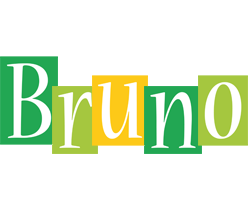 Bruno lemonade logo