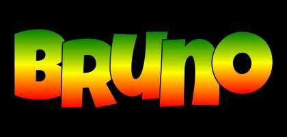 Bruno mango logo