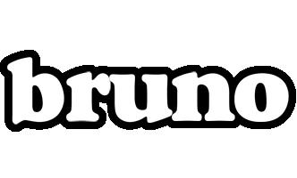 Bruno panda logo