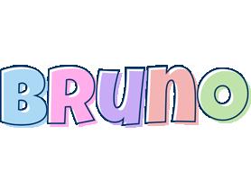 Bruno pastel logo