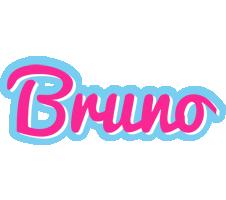 Bruno popstar logo