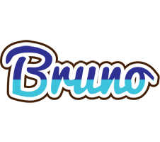 Bruno raining logo