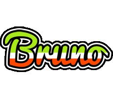 Bruno superfun logo