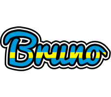 Bruno sweden logo