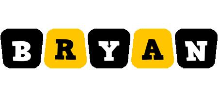 Bryan boots logo