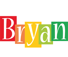 Bryan colors logo