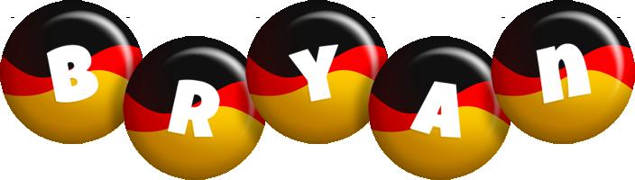 Bryan german logo