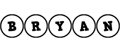 Bryan handy logo