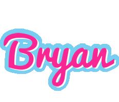 Bryan popstar logo