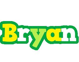 Bryan soccer logo