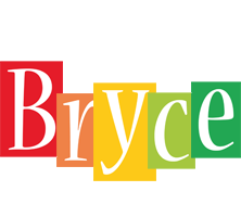 Bryce colors logo