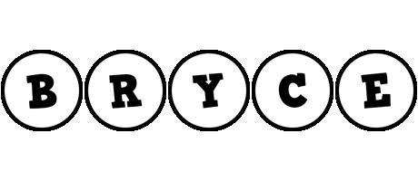 Bryce handy logo