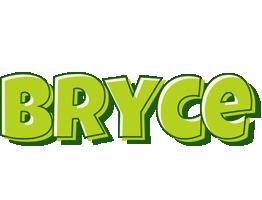 Bryce summer logo