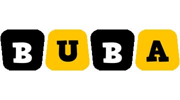 Buba boots logo