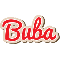 Buba chocolate logo