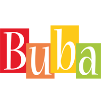 Buba colors logo