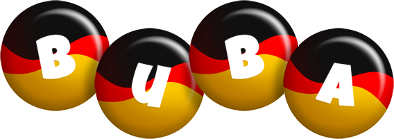 Buba german logo