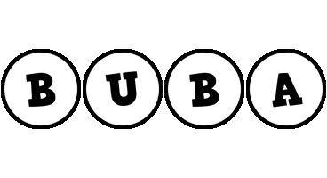 Buba handy logo