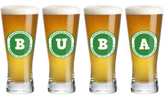 Buba lager logo