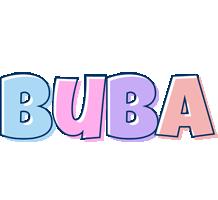 Buba pastel logo