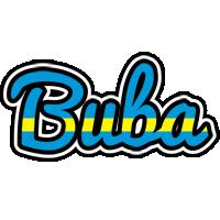 Buba sweden logo