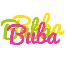 Buba sweets logo