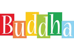 Buddha colors logo