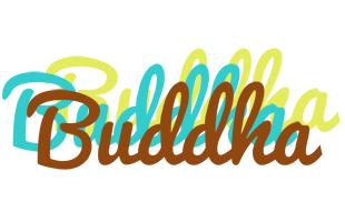 Buddha cupcake logo