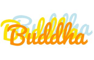Buddha energy logo