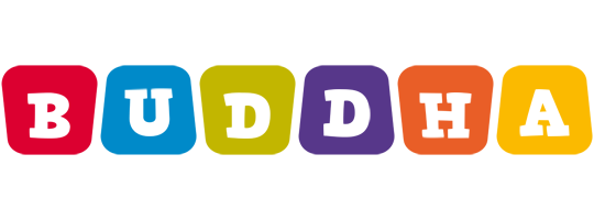 Buddha kiddo logo