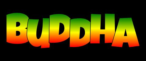 Buddha mango logo