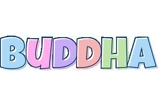 Buddha pastel logo