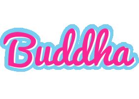 Buddha popstar logo