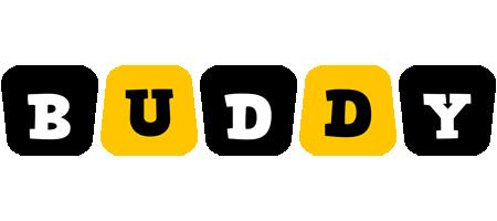 Buddy boots logo