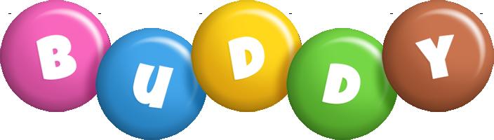 Buddy candy logo