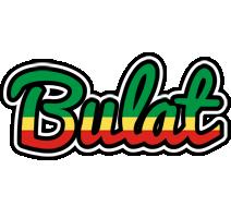 Bulat african logo