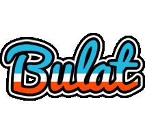 Bulat america logo