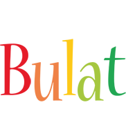 Bulat birthday logo