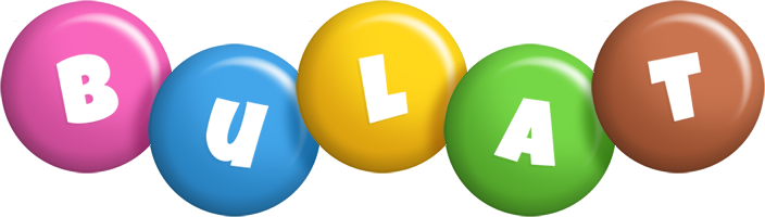 Bulat candy logo
