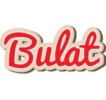 Bulat chocolate logo